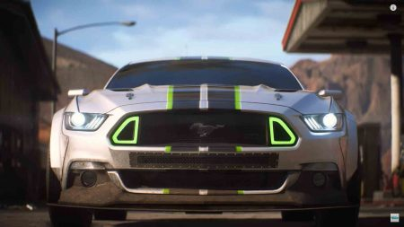 Need for Speed Payback sur PS4, PS4 Pro