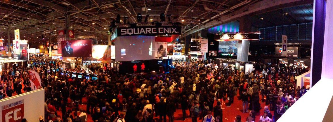 Paris Games Week VR4player