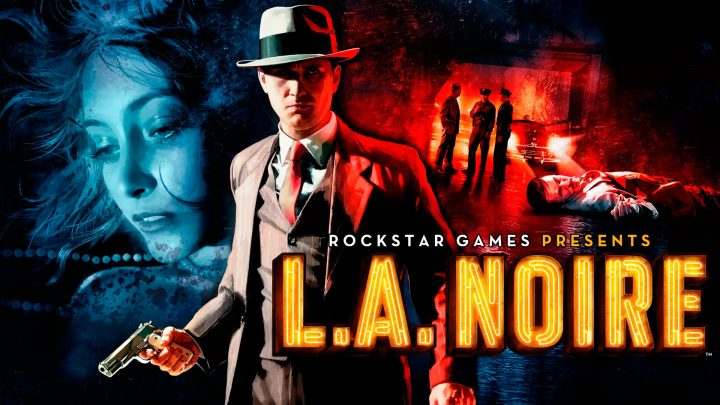 L.A. Noire PSVR PlayStation VR VR4Player