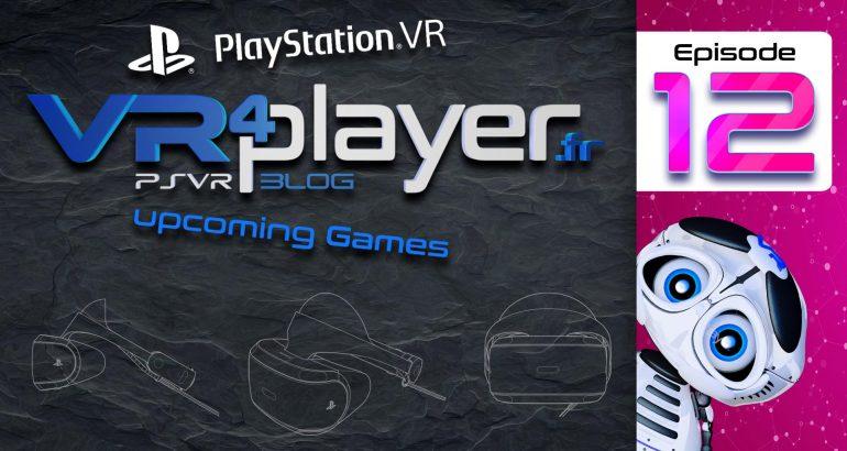 PlayStation VR upcoming Games VR4player