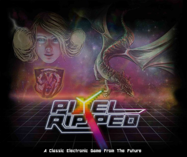Pixel Ripped 1989 sur PlayStation VR