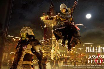PS4, PS4 Pro : Final Fantasy XV Assassin's Festival a ouvert ses portes