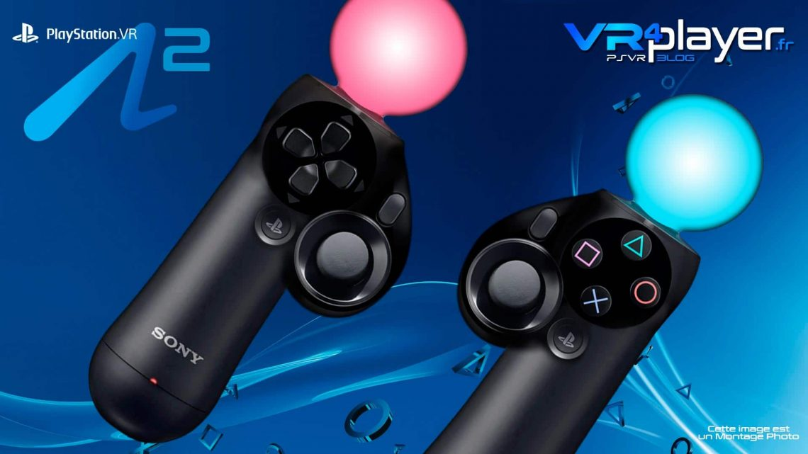 PS Move 2 , VR4player.fr