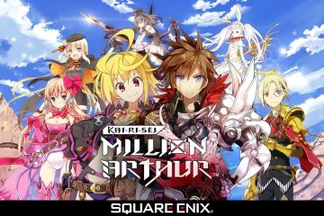 PlayStation VR : Kai-ri-Sei Million Arthur VR, RPG de Square Enix sur PSVR