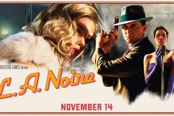 PS4 PS4 Pro : 4 nouvelles versions de L.A. Noire en préparation