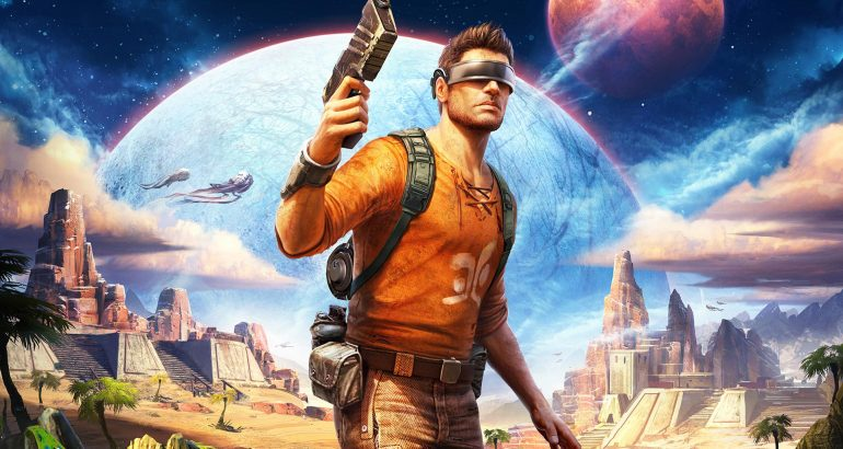 Outcast Second Contact PlayStation 4 - VR4Player.fr