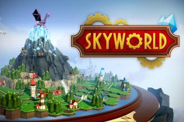 PlayStation VR : réunifiez le royaume de Skyworld sur PSVR