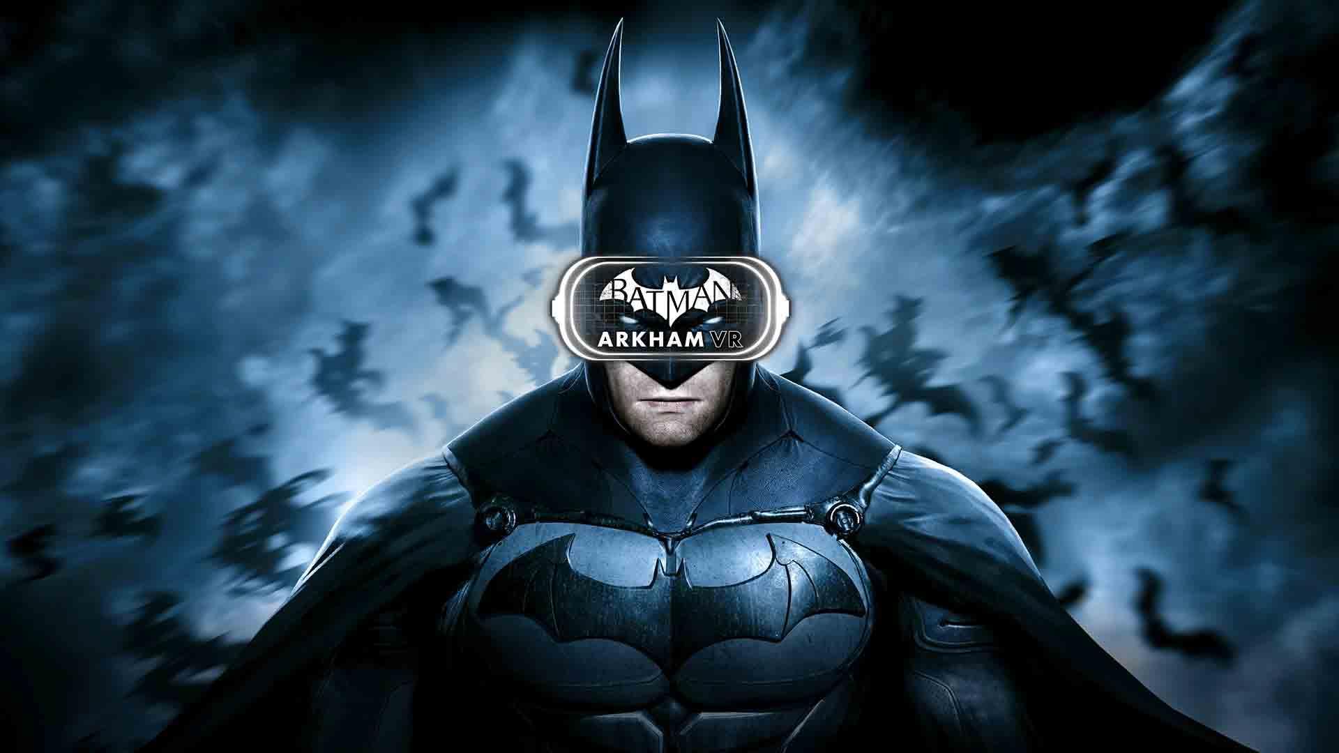Batman Arkham VR sur PlayStation VR