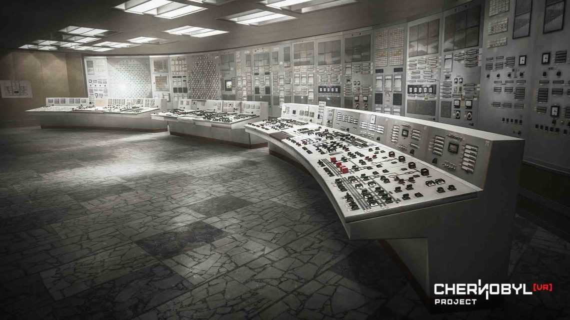 Chernobyl VR Project sur PlayStation VR