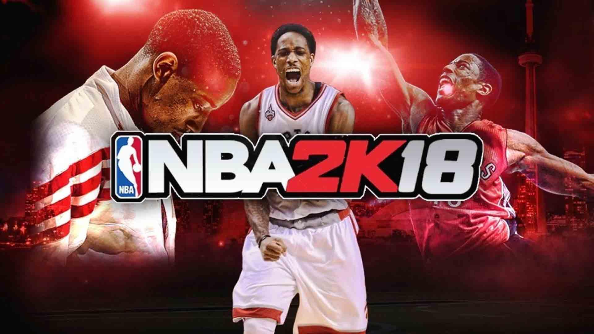 NBA 2K 2018 sur PS4 PS4 Pro