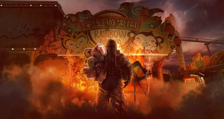 Rainbow Six Siege sur PS4 PS4 Pro