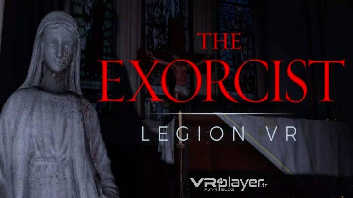 The Exorcist - PSVR - VR4player.fr