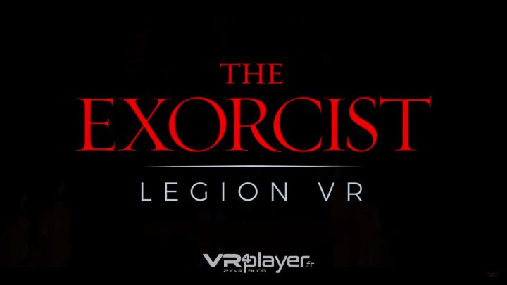 The Exorcist - PSVR - VR4player.fr