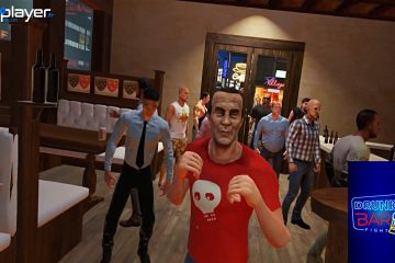 PlayStation VR : Drunken Bar Fight, Pochtrons et castagne sur PSVR