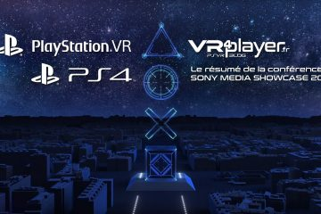 PlayStation VR : Résumé de tous les jeux PSVR présentés à la conférence de Sony