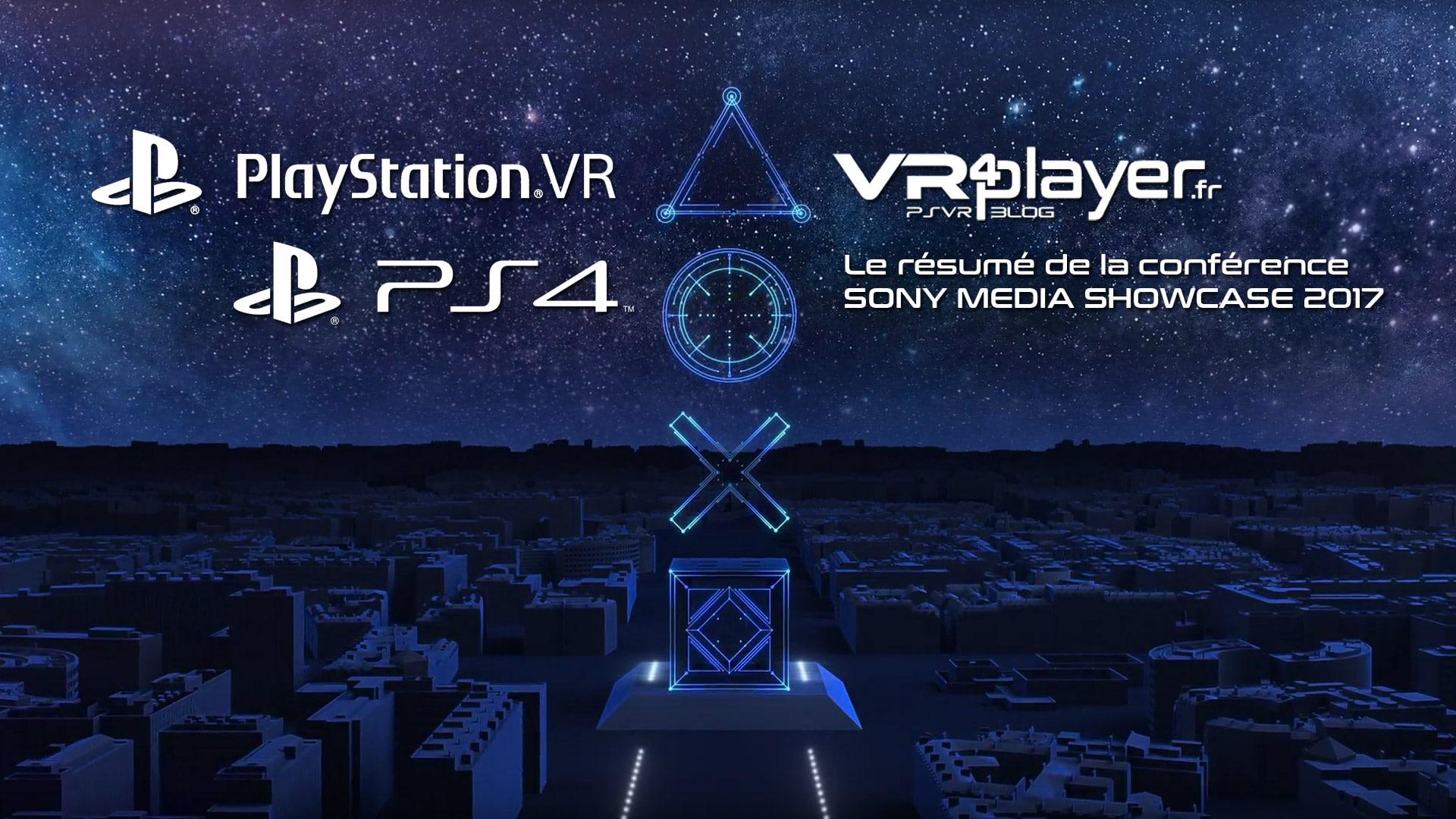 Conférence Sony VR4player
