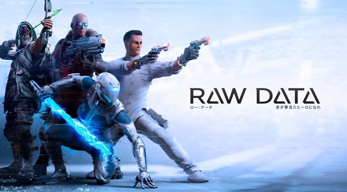 Raw Data test sur PSVR