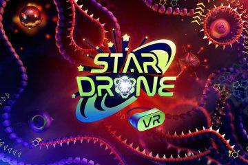 PlayStation VR : StarDrone VR, enfin un jeu PSVR en 2018 !