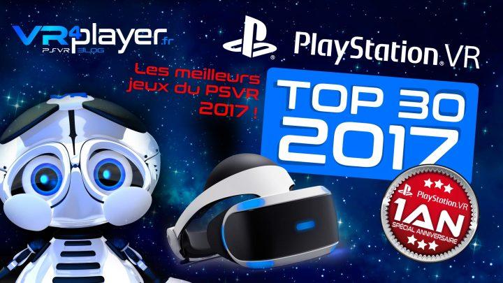 TOP 30 best PSVR games 2017