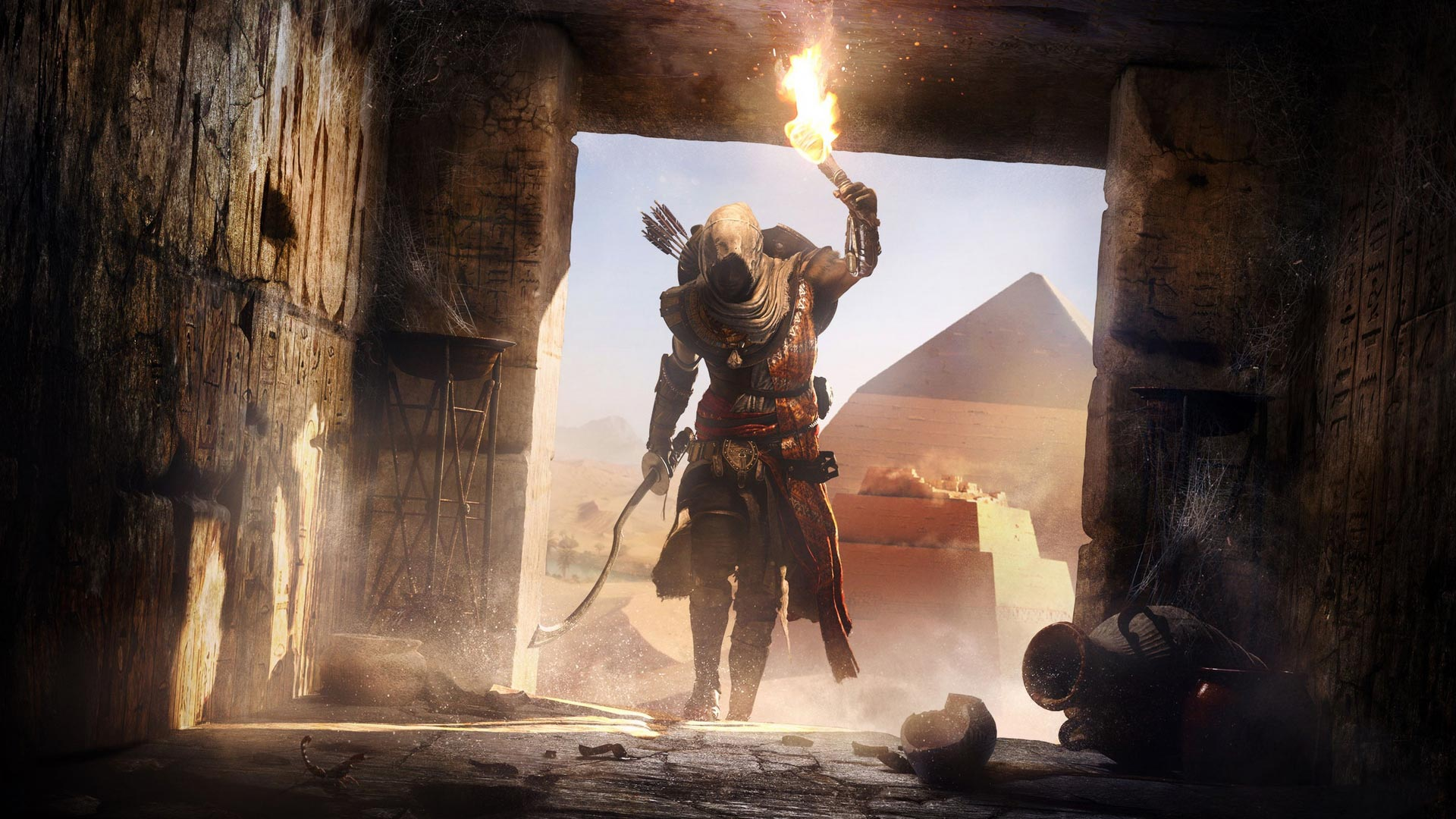 Assassin's Creed Origins sur PS4 - VR4Player