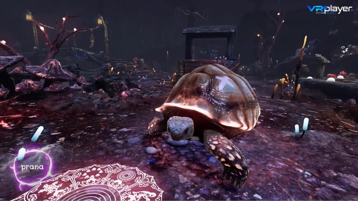 Prana sur PlayStation VR