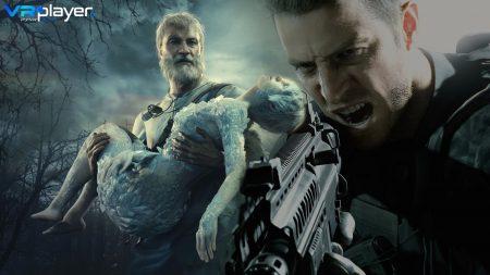 Resident Evil 7 - DLC Not a hero et End of Zoe VR4player.fr