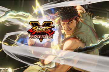 Le combat continue sur PS4 et PS4 Pro avec STREET FIGHTER V ARCADE EDITION