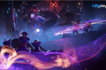 PlayStation VR : StarChild nous réapprend à jouer en VR