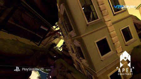 Les villes ont changé dans Apex Construct - vrplayer.fr