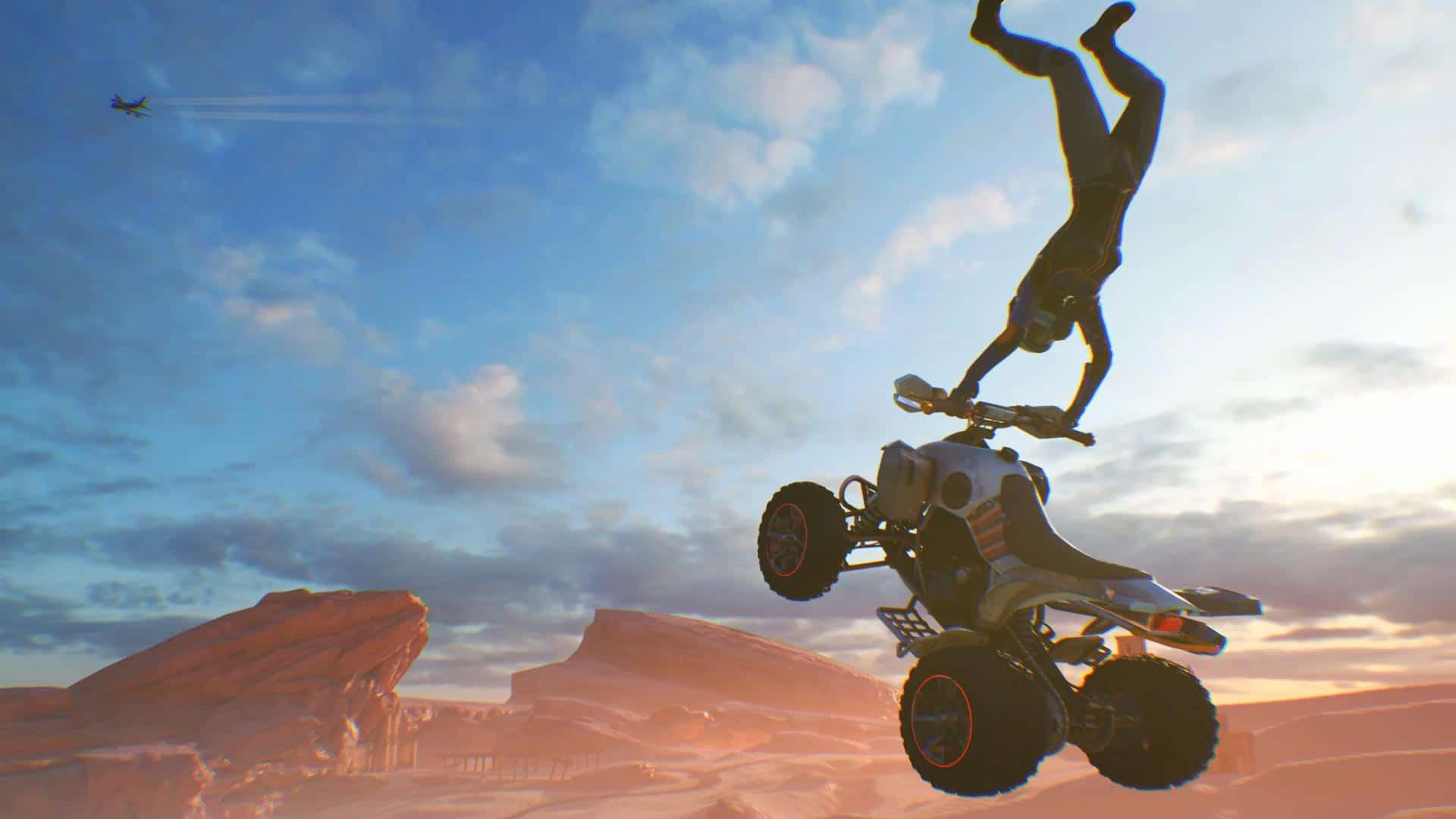 ATV Drift and Tricks, du Quad sur PSVR - VR4Player.fr