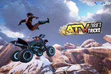 PlayStation VR : ATV Drift and Tricks, virée en quad sur PSVR