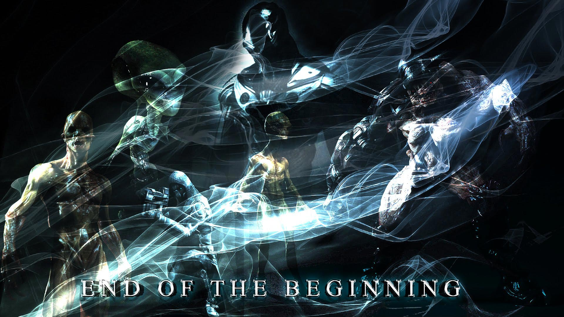End of The Beginning PSVR - VR4Player