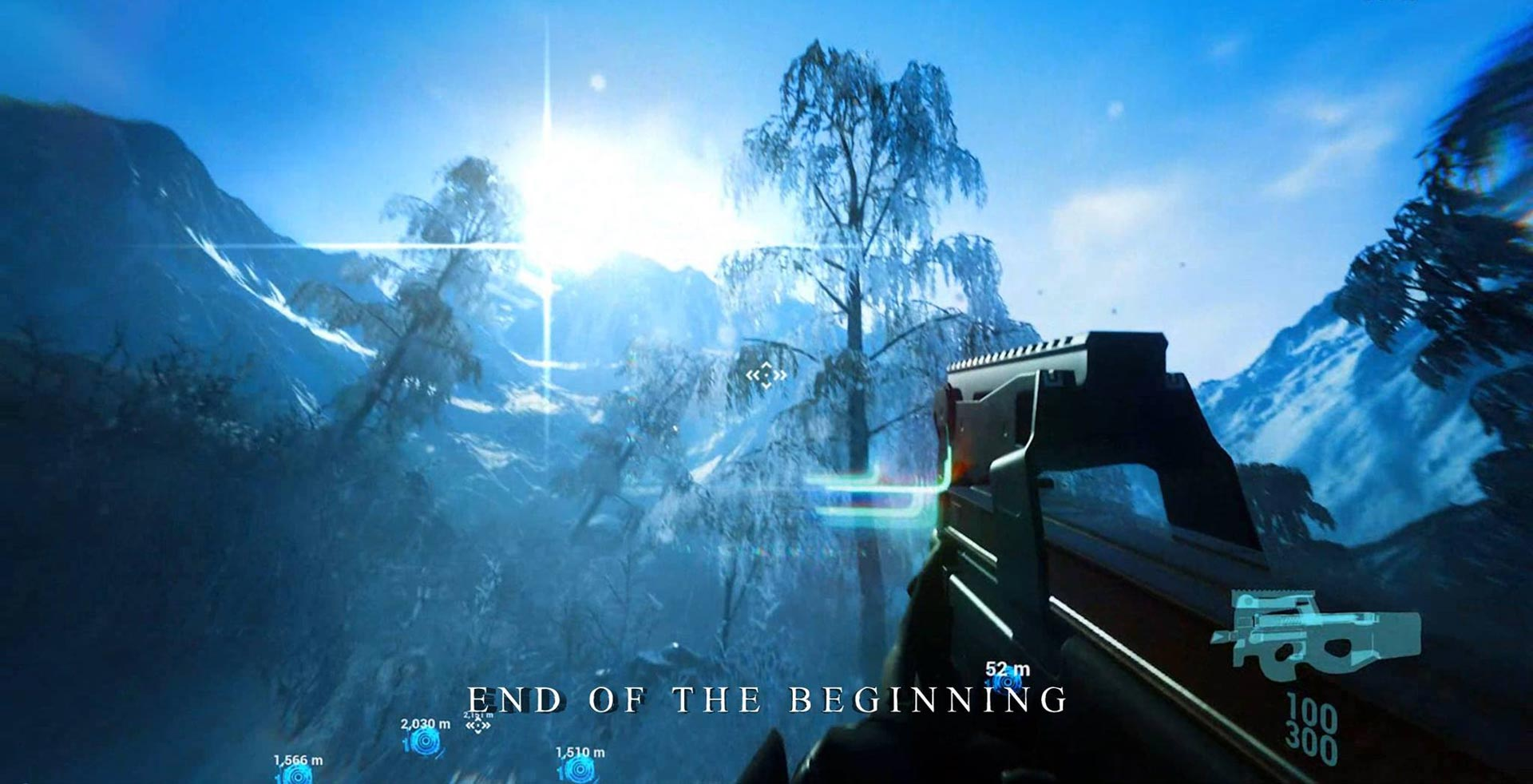 End of The Beginning PSVR - VR4Player