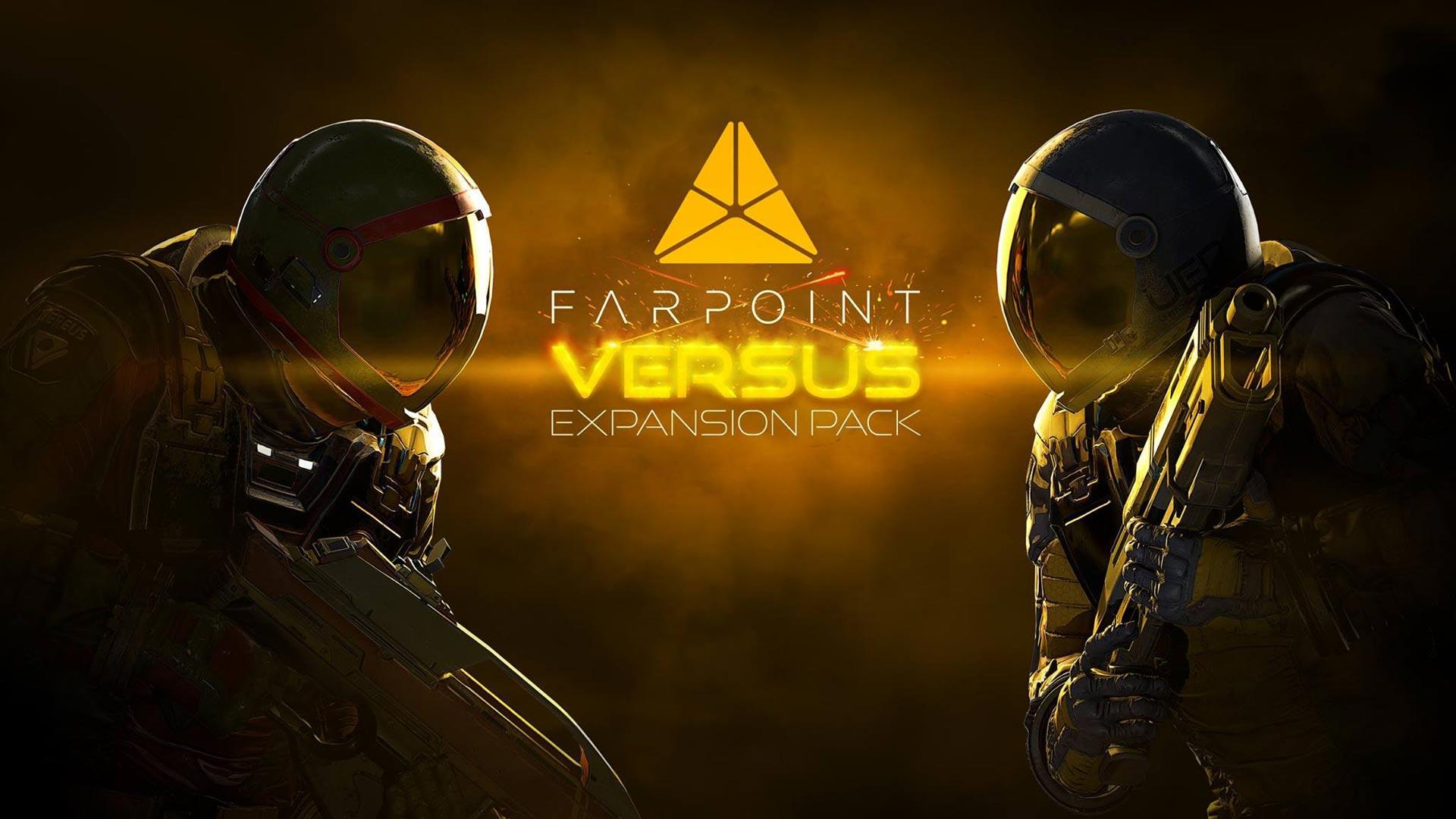 Farpoint Versus, nouveau DLC sur PSVR . vrplayer.fr