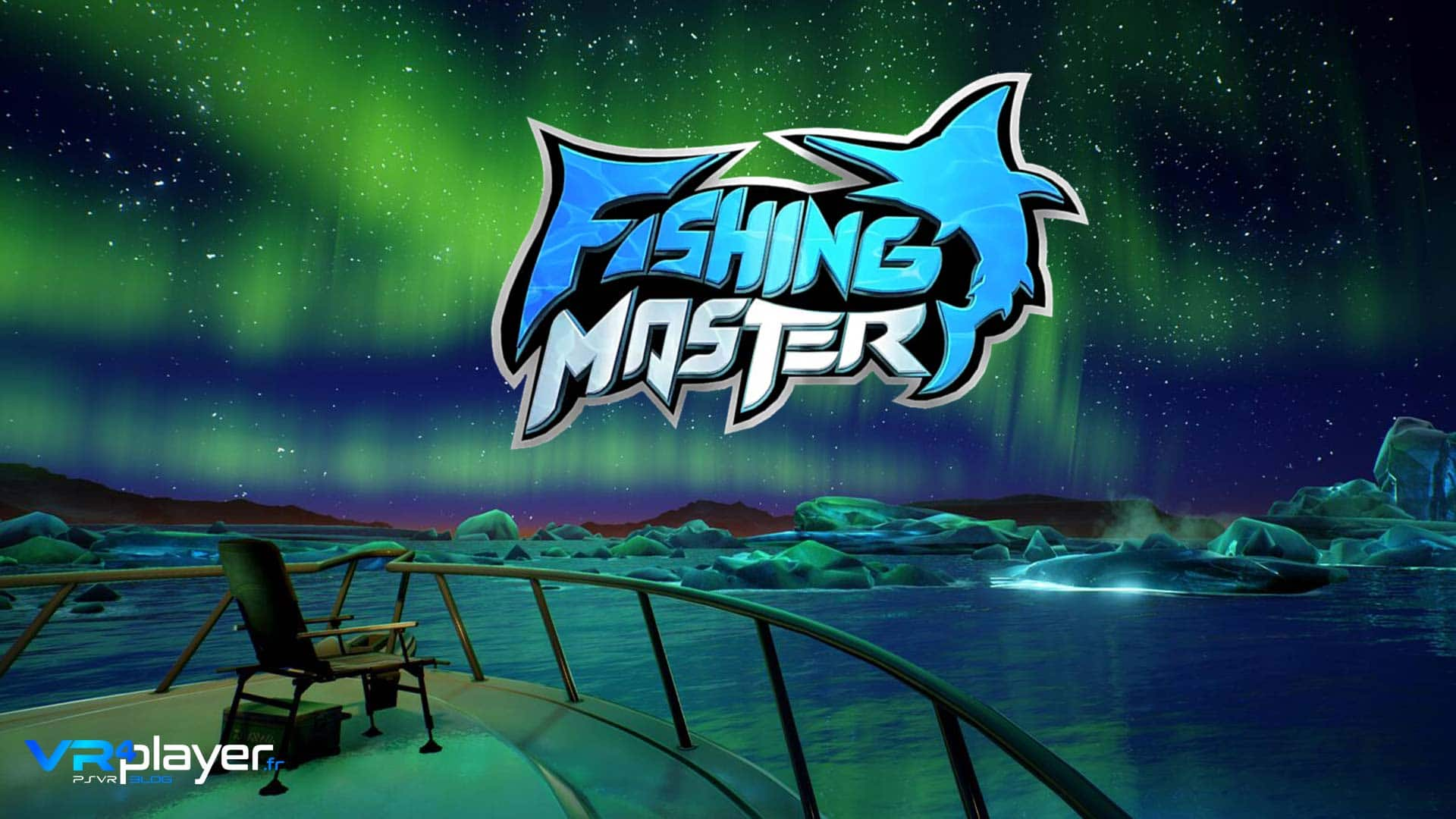 Fishing Master sur PSVR - vr4player.fr