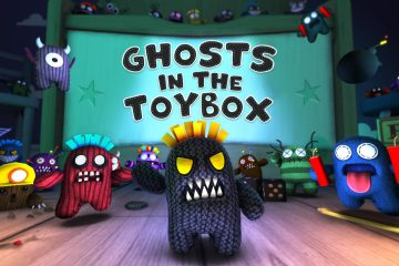 PlayStation VR : Ghosts in the Toybox, cassez du jouet sur PSVR !
