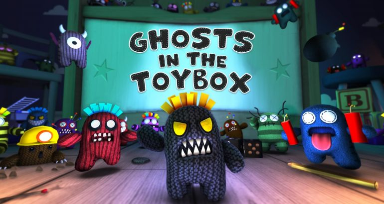 Ghosts in the Toybox sur PlayStation VR - VR4Player