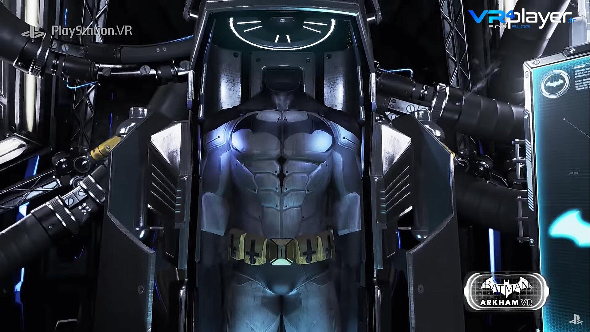 Batman Arkham VR PSVR - VR4Player