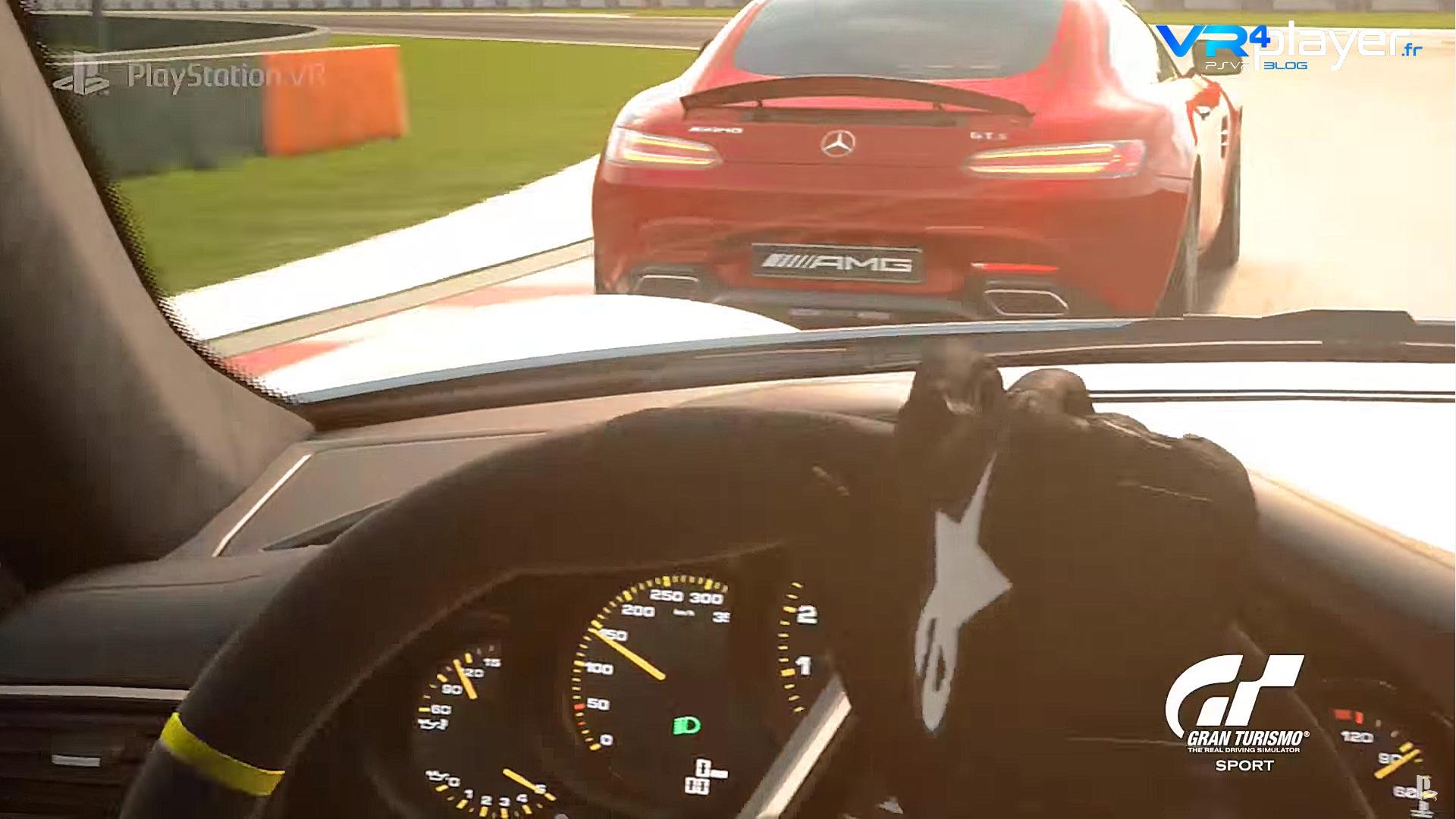 Gran Turismo Sport PSVR - VR4Player