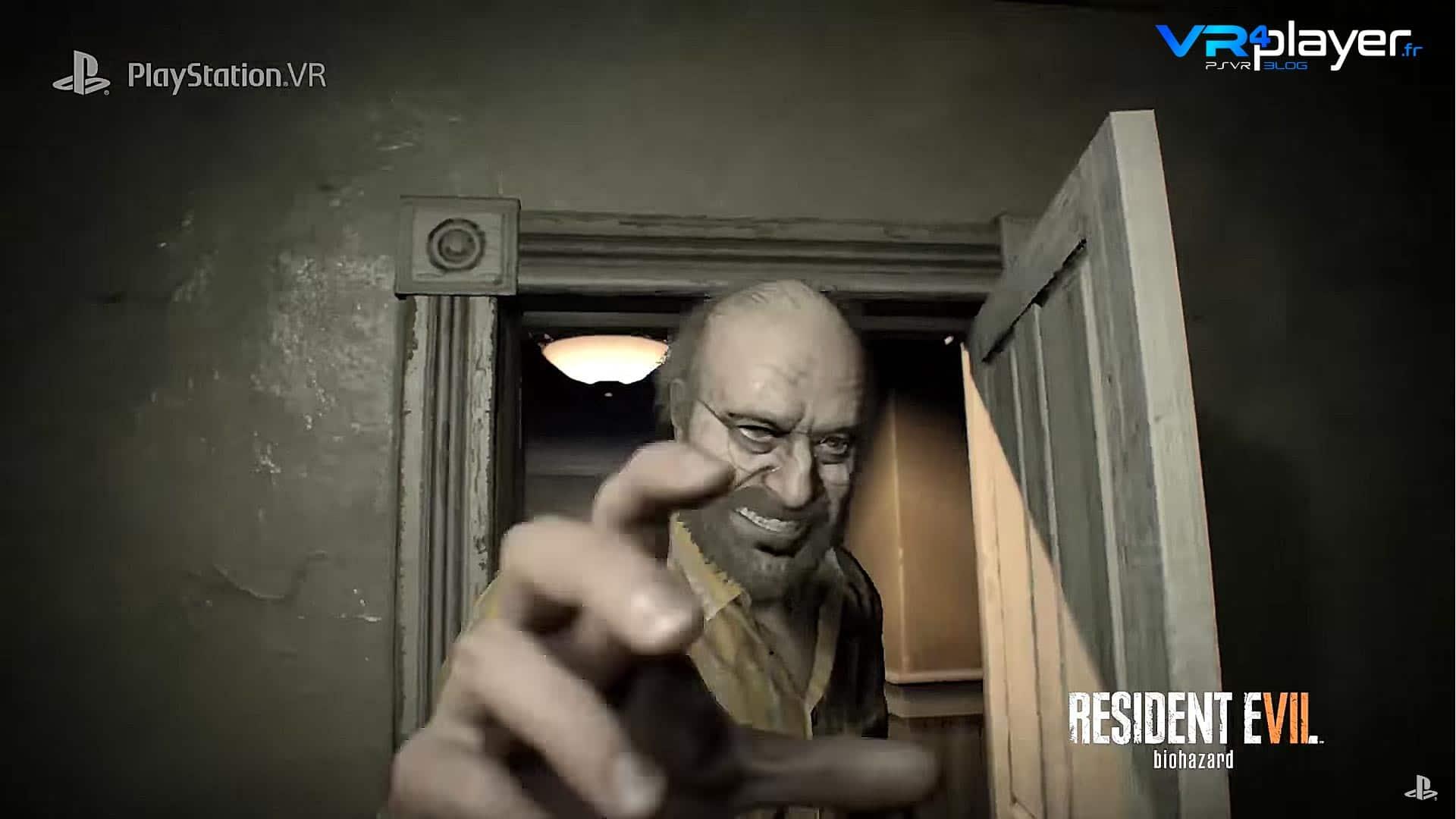 Resident Evil 7 PSVR - VR4Player