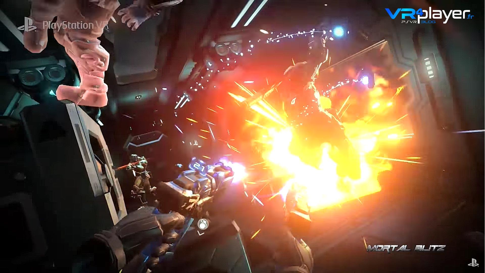 Mortal Blitz PSVR - VR4Player