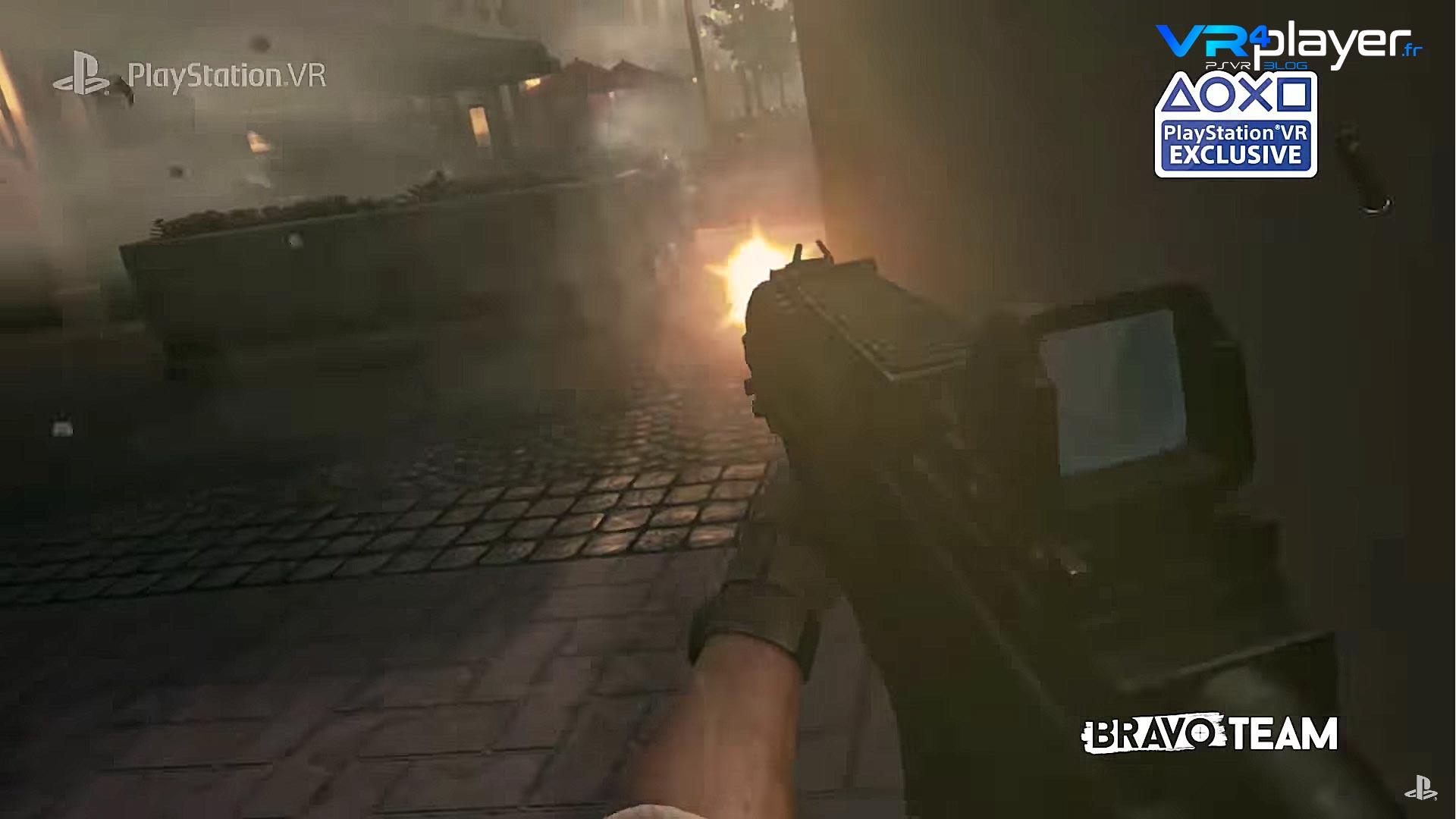 Bravo Team PSVR - VR4Player