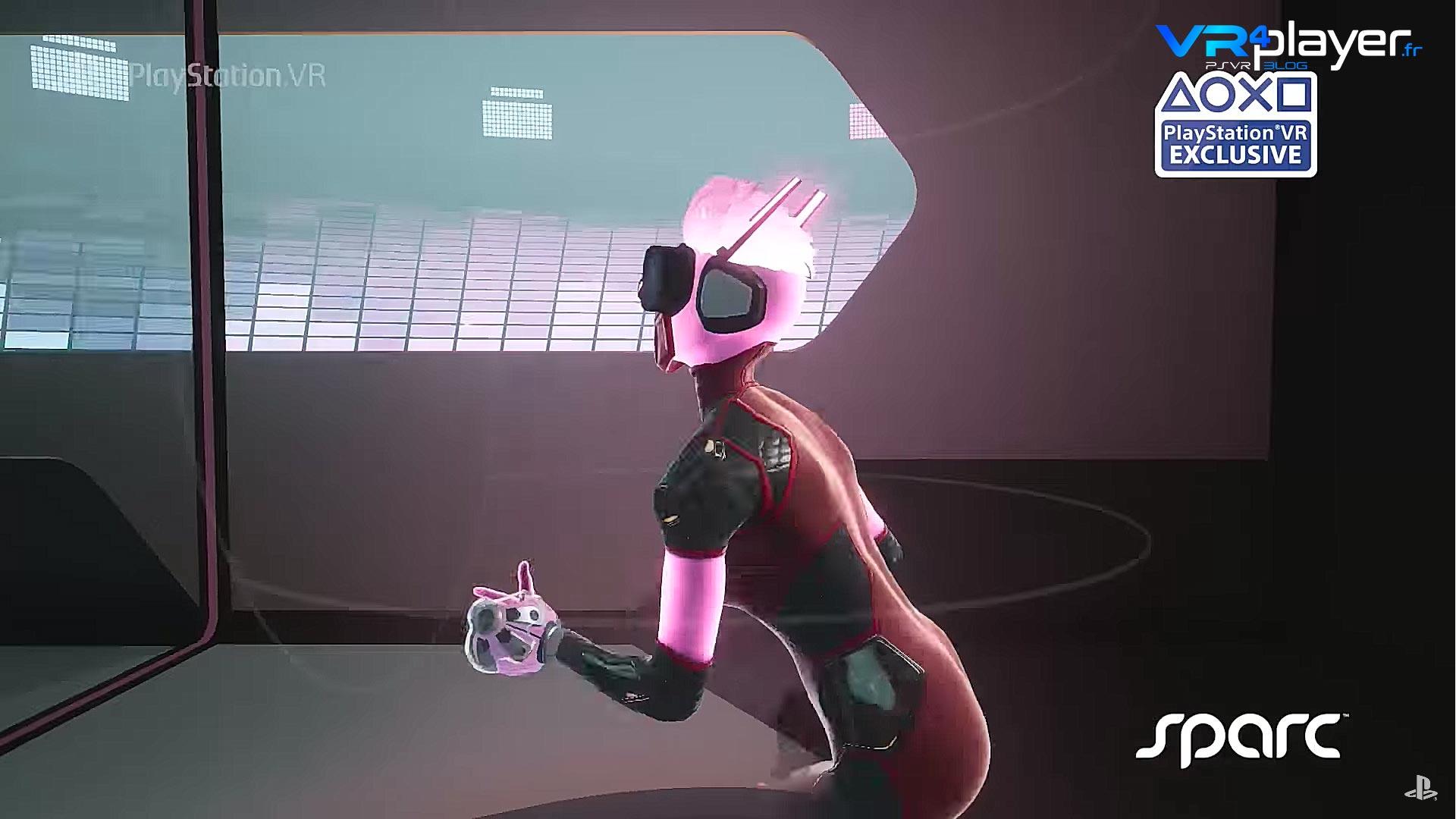 SParc PSVR - VR4Player