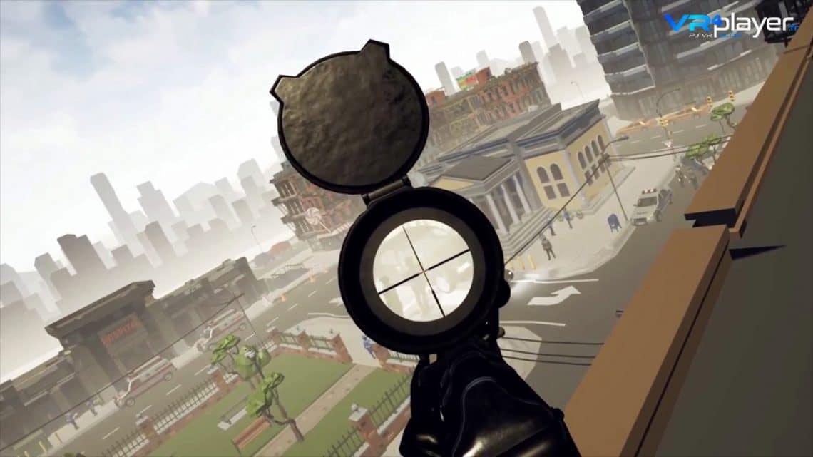 The Perfect Sniper daté sur PSVR