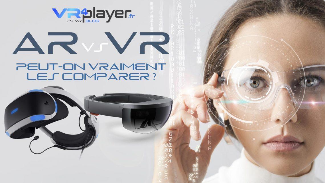 Réalité Augmentée AR et Réalité Virtuelle VR - VR4player.fr