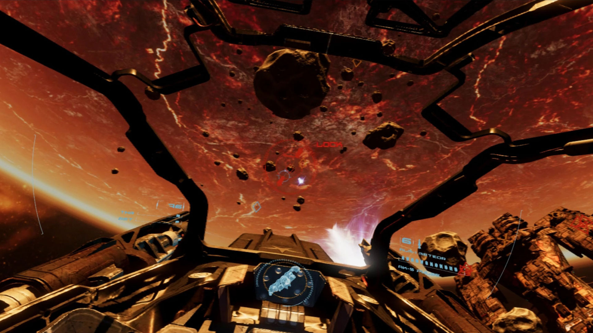 End Space sur PlayStation VR