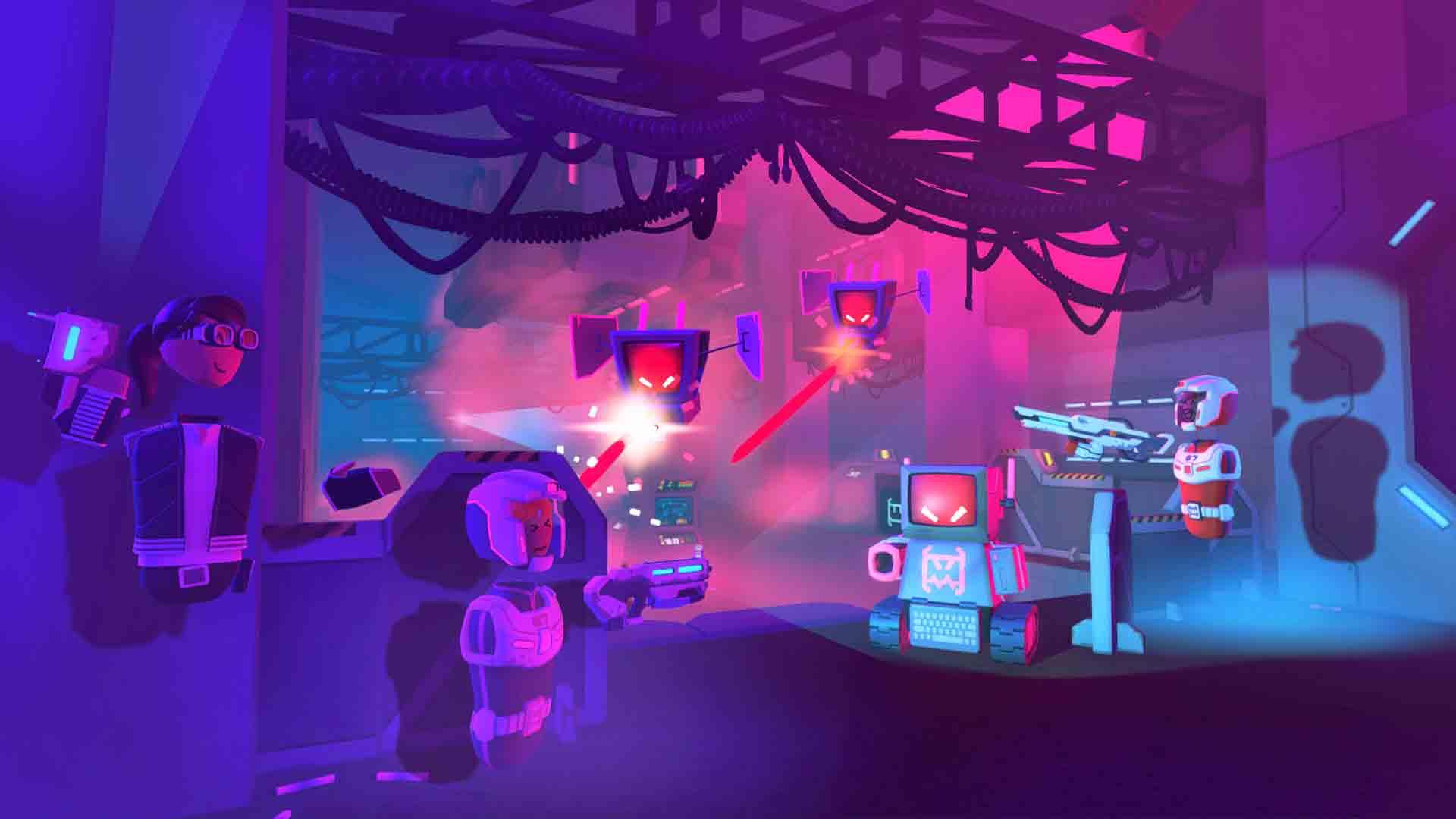 REC Room annoncé sur PlayStation VR