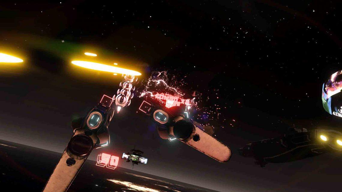 Space Pirate Trainer bientôt sur PSVR?