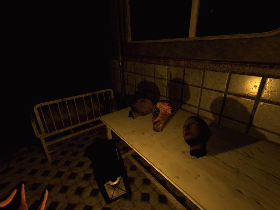 The Bellows le test sur PlayStation VR