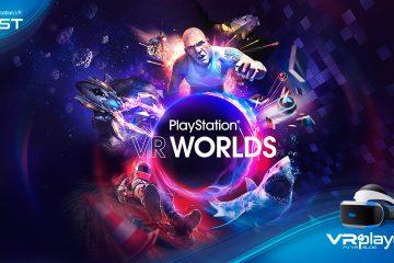Playstation VR Worlds : Une compilation de mini-jeux. Notre Test, Review